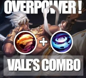 Overpower Vale's Combo