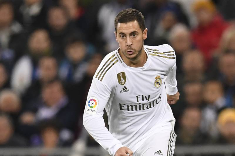Eden Hazard Akan Raih Ballon d'Or Bersama Real Madrid